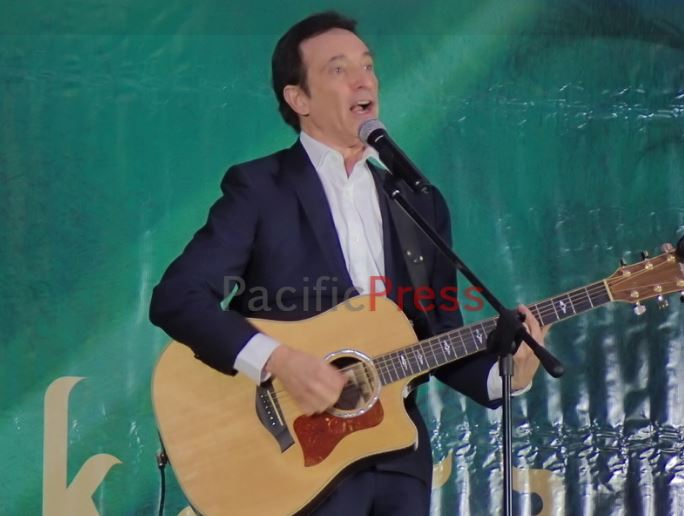 Diyakatra: David Pomeranz Sings for Marawi