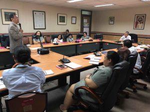 PVAO Executives Command Briefing