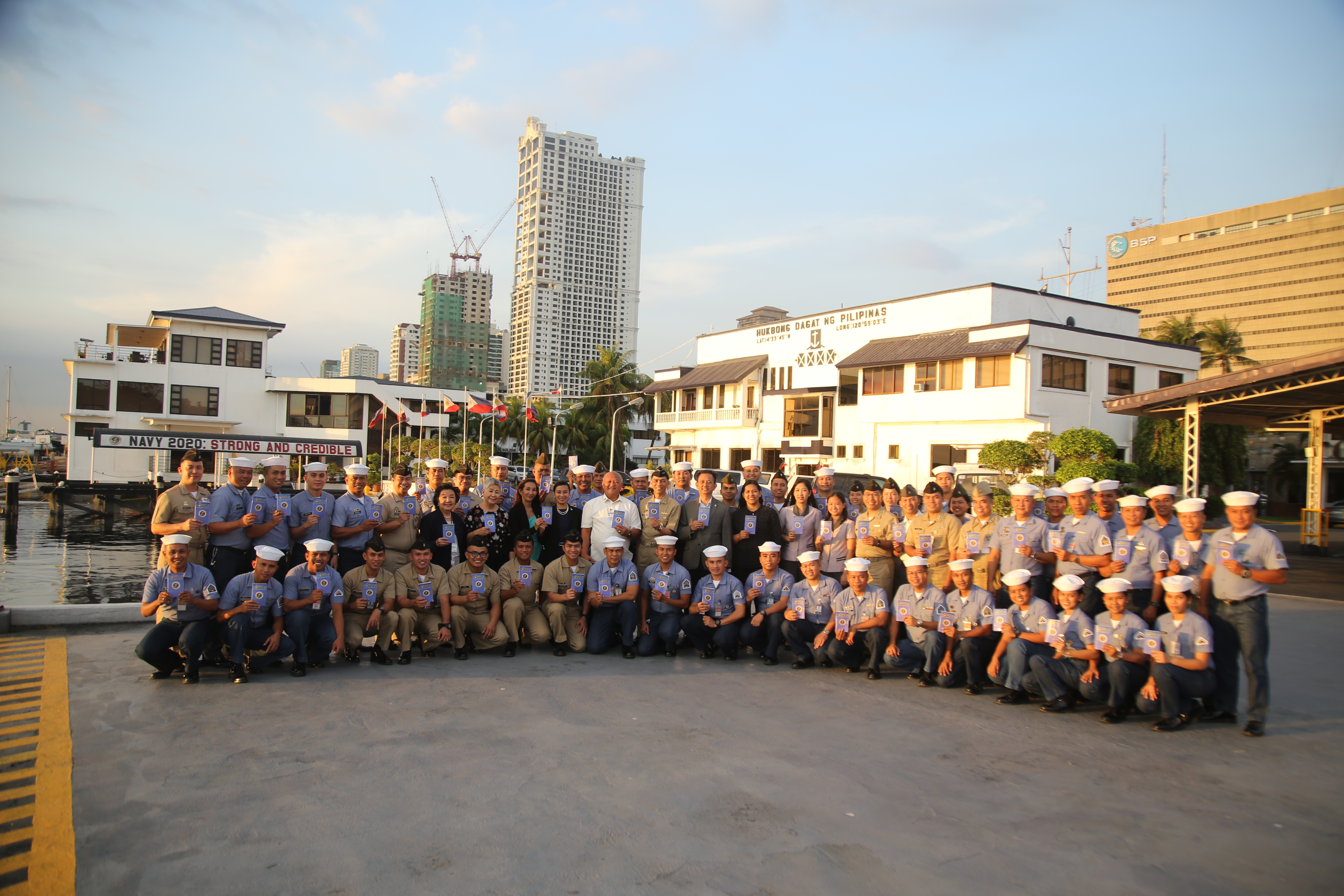 Philippine Navy Charting the Sea of Ethics Training in the Country