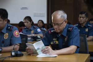 NCRPO Strengthens Internal Cleansing and Ethics Building Program